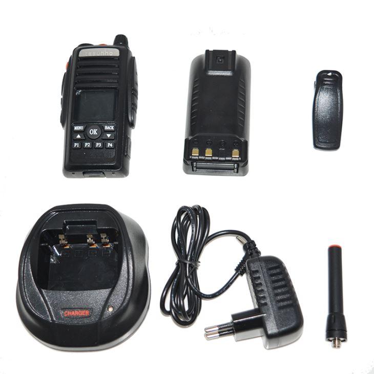 Promotion Sales UHF Handheld Radio Walkie Talkie In Europe