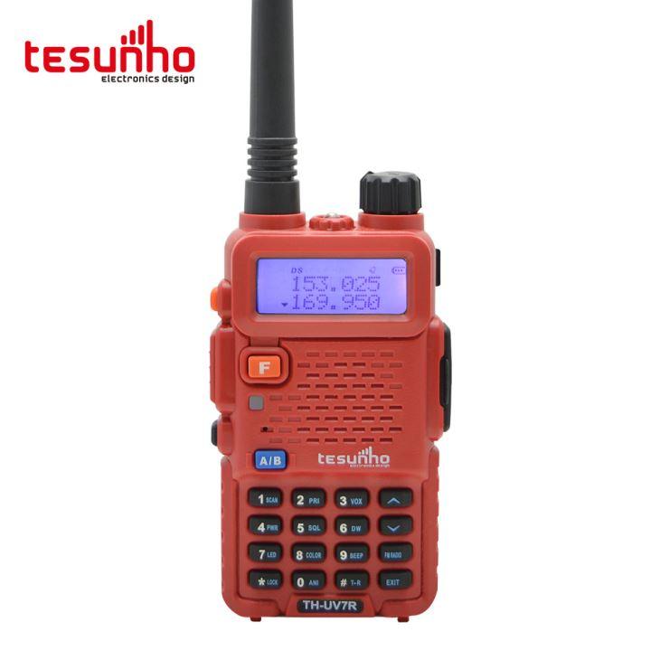 Factory Direct Sale Dual Band Two Way Radio 5watt China