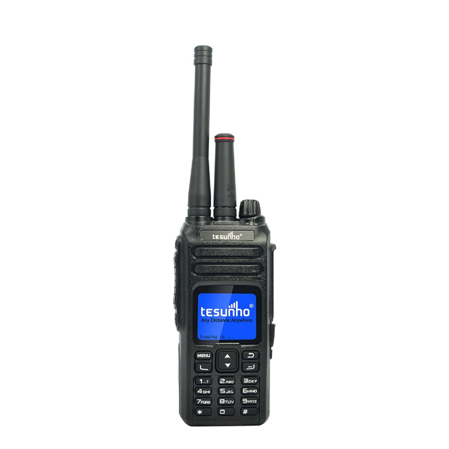 Gateway Walkie Talkie Combined 3G VHF/UHF Analog POC Radio TH-680