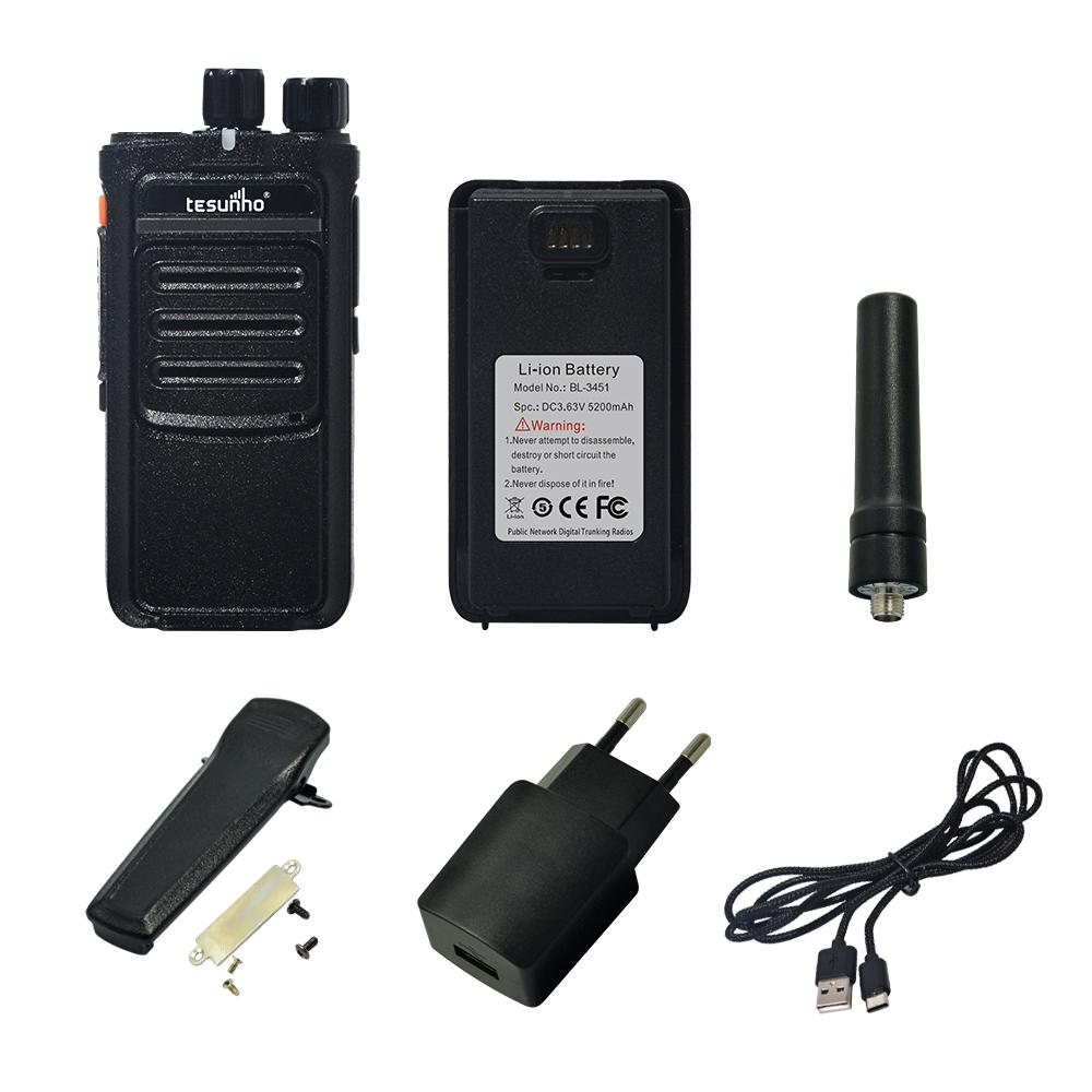New Launch TH-510 Mandown,Ai Noise Reduction NFC Handheld Walkie Talkie/Two Way Radio