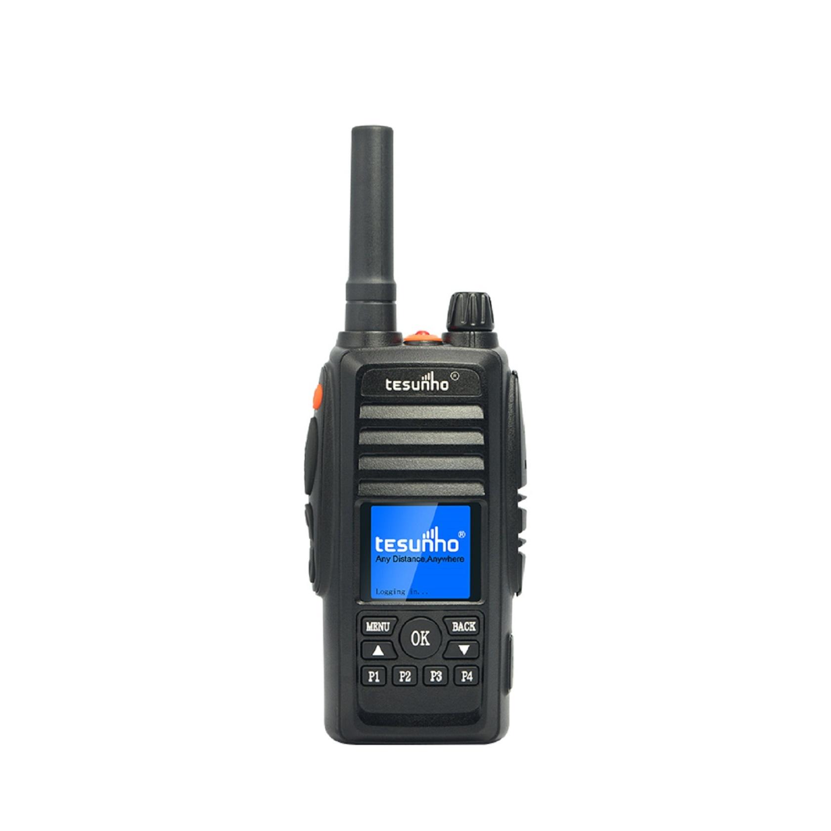 LTE 4G Walkie Talkie With APRS GPS Tracking Tesunho TH388