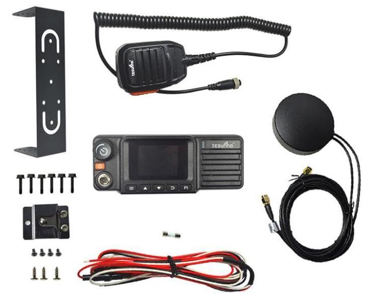 Tesunho TM991, LTE Mobile Radio Walkie Talkie For Taxi