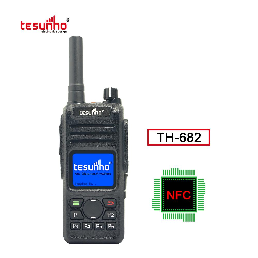Tesunho TH682,Security IP Radios,With NFC RFID GPS