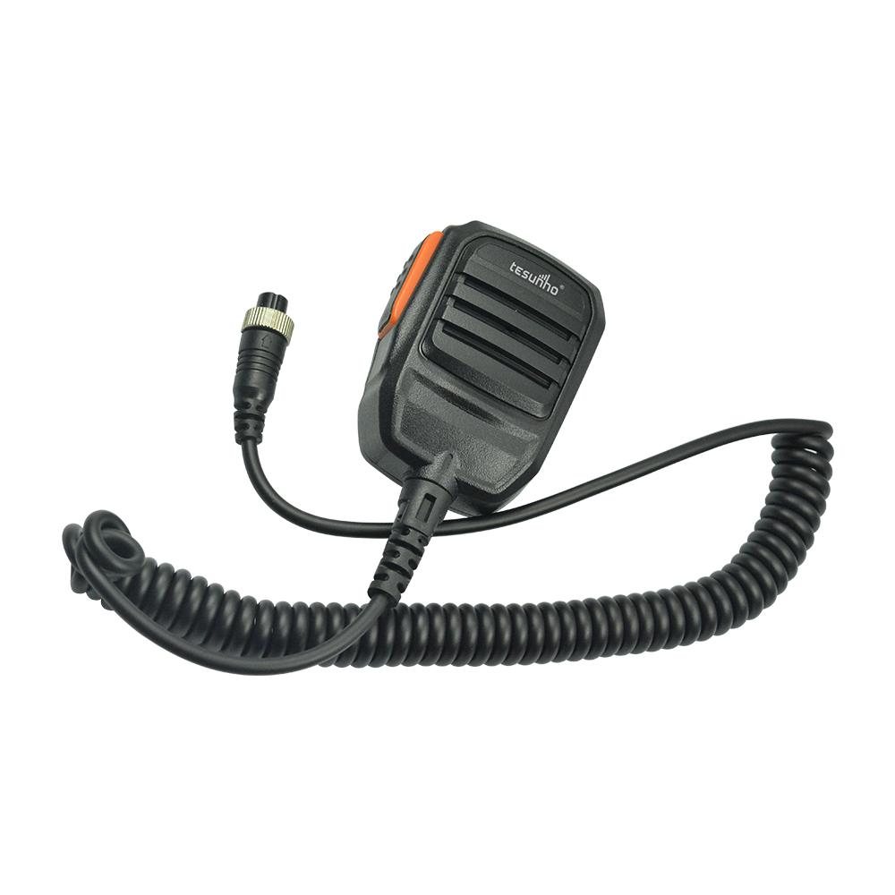 TM-990/991 Two way radio/Intercom/ Walkie Talkie Speaker Microphone