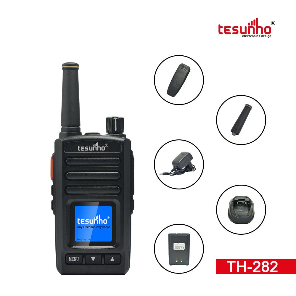 Long Range IP Two-way Radio Smart Phone Walkie Talkie