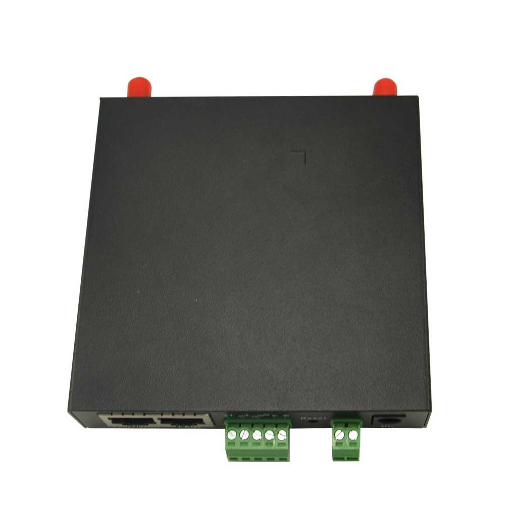 TESUNHO TR100 High power 2G/3G/4G modbus ip modem sms gateway rs232 gprs modem0