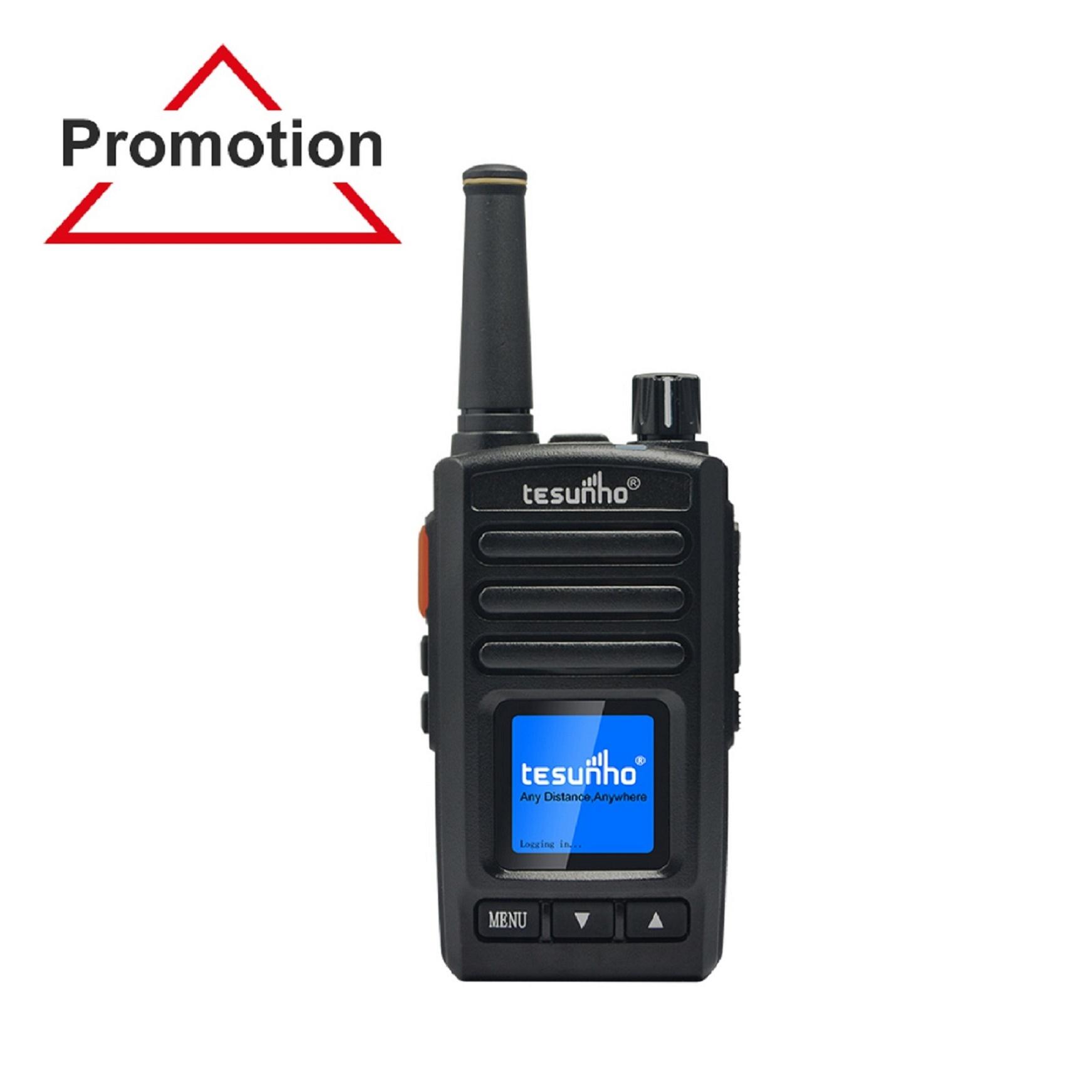 Nationwide PTT Radio, PoC 4G Radio with GPS Tracking TH-282