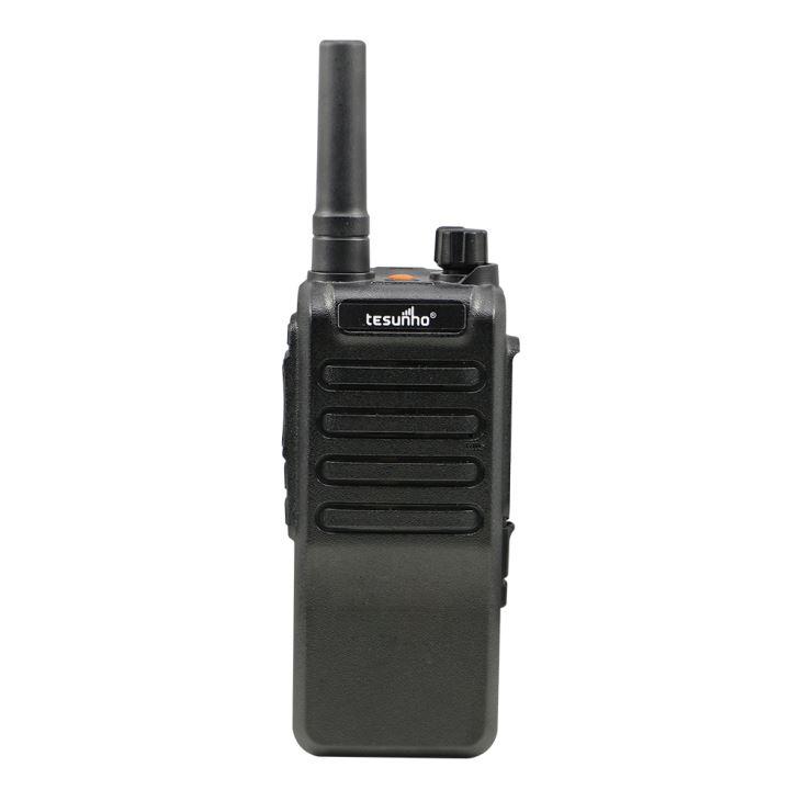 Zello 4G LTE 3G WCDMA POC Wifi Transceiver 2 Way Radio