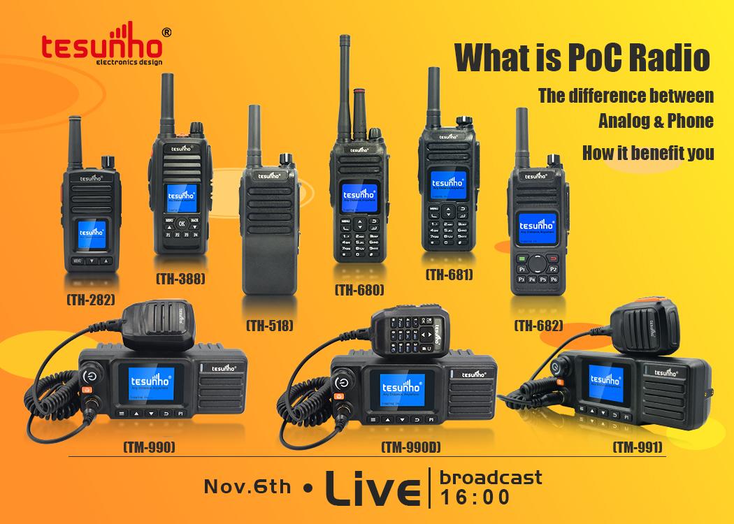 6th Nov. Live Stream-What is PoC Radio