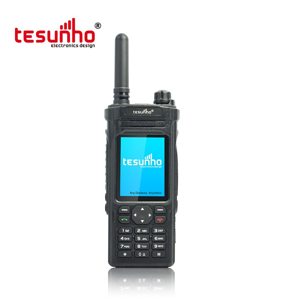 Tesunho TH-588 wifi free license china powerful two way radio with bluetooth