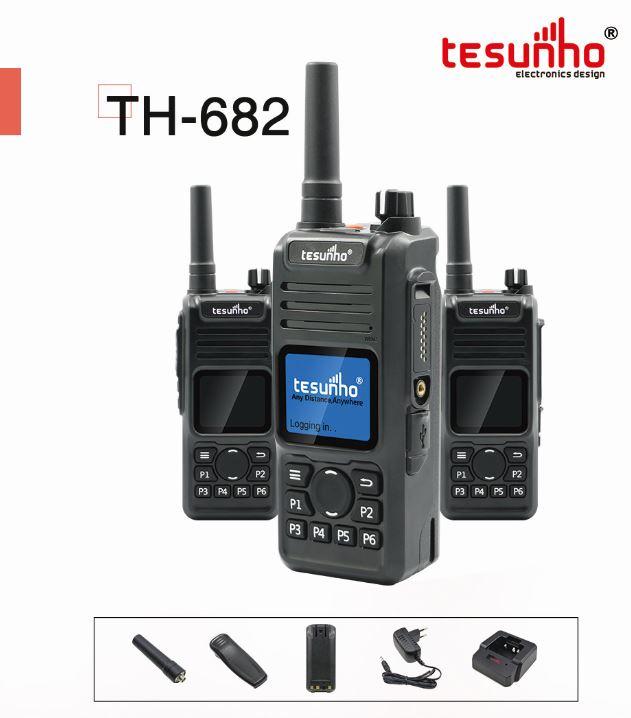 Tesunho 4G LTE Network Radio TH-682 With Full Keypad