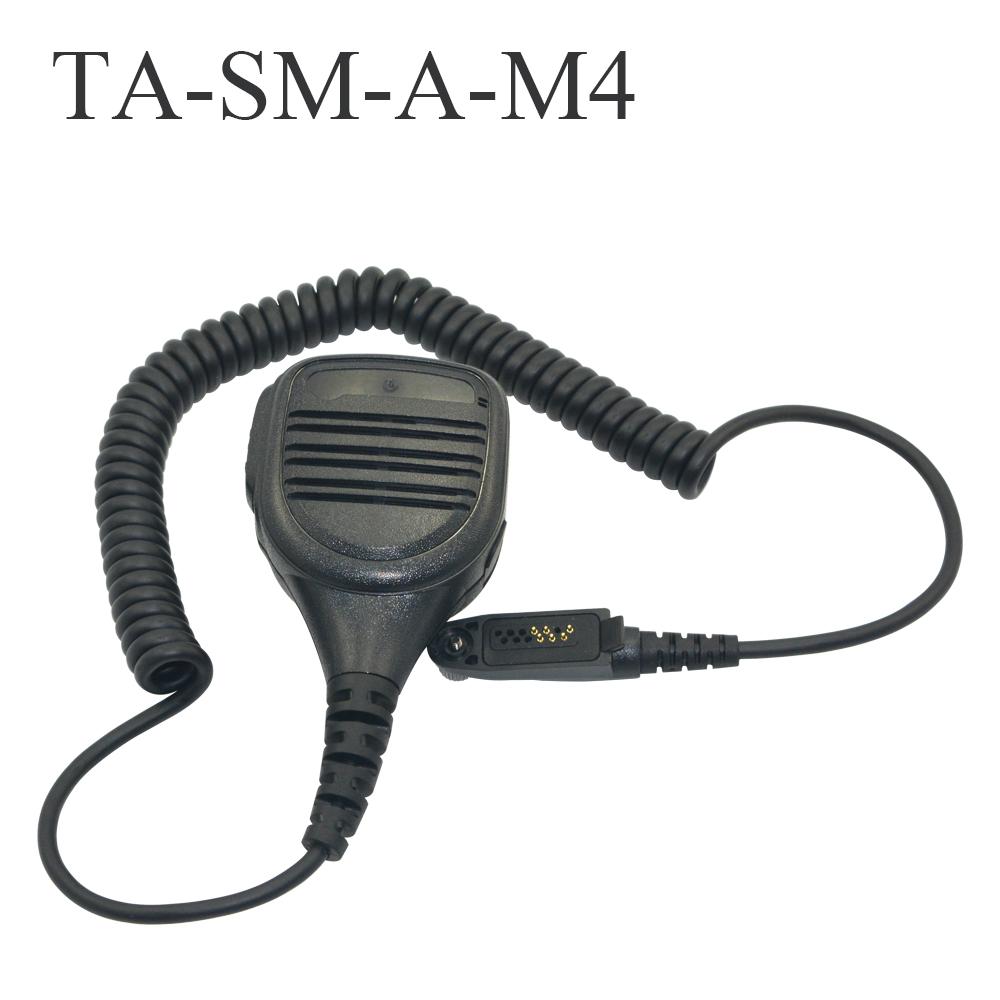 TA-SM-A-M4 Handmic, Walkie Talkie Speaker,Two Way Radio Microphone