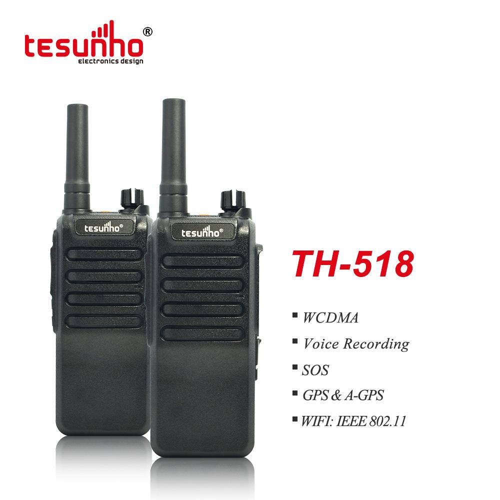 FCC Licence-Free Two-Way Radio, PoC Radios, Nationwide Walkie Talkie TH-518