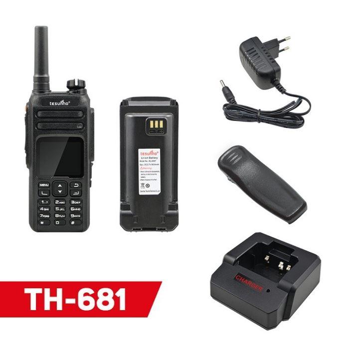 Factory Customized Handheld Radio Long Range Walkie Talkie