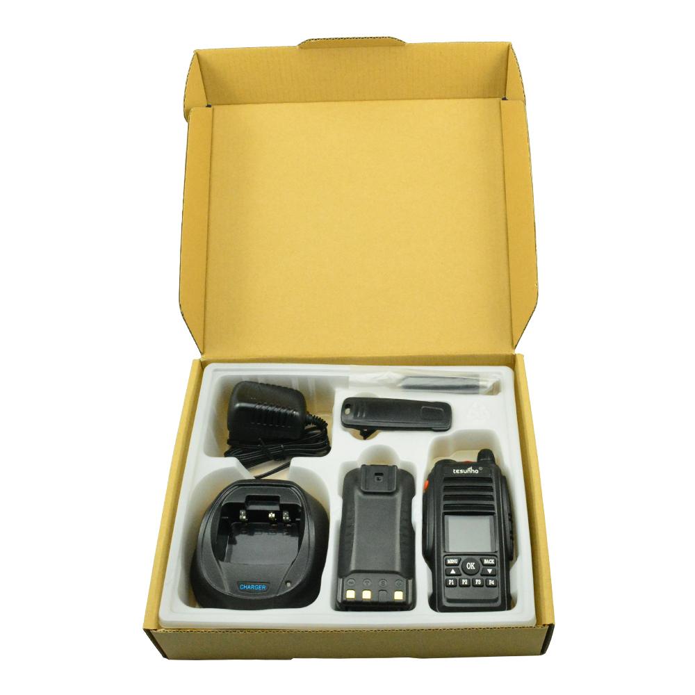 Long Range Two Way Radios, 4G LTE Radios with GPS TH-388