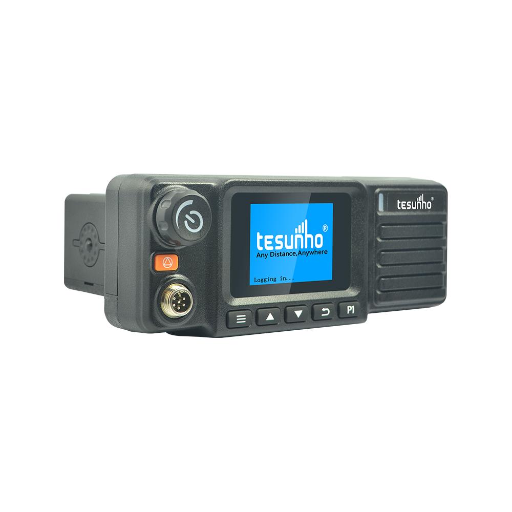 Car Mobile Radio, Walkie Talkie 500 miles, Dual Mode PTT Radio, Heavy Duty Truck Radios TM-990D