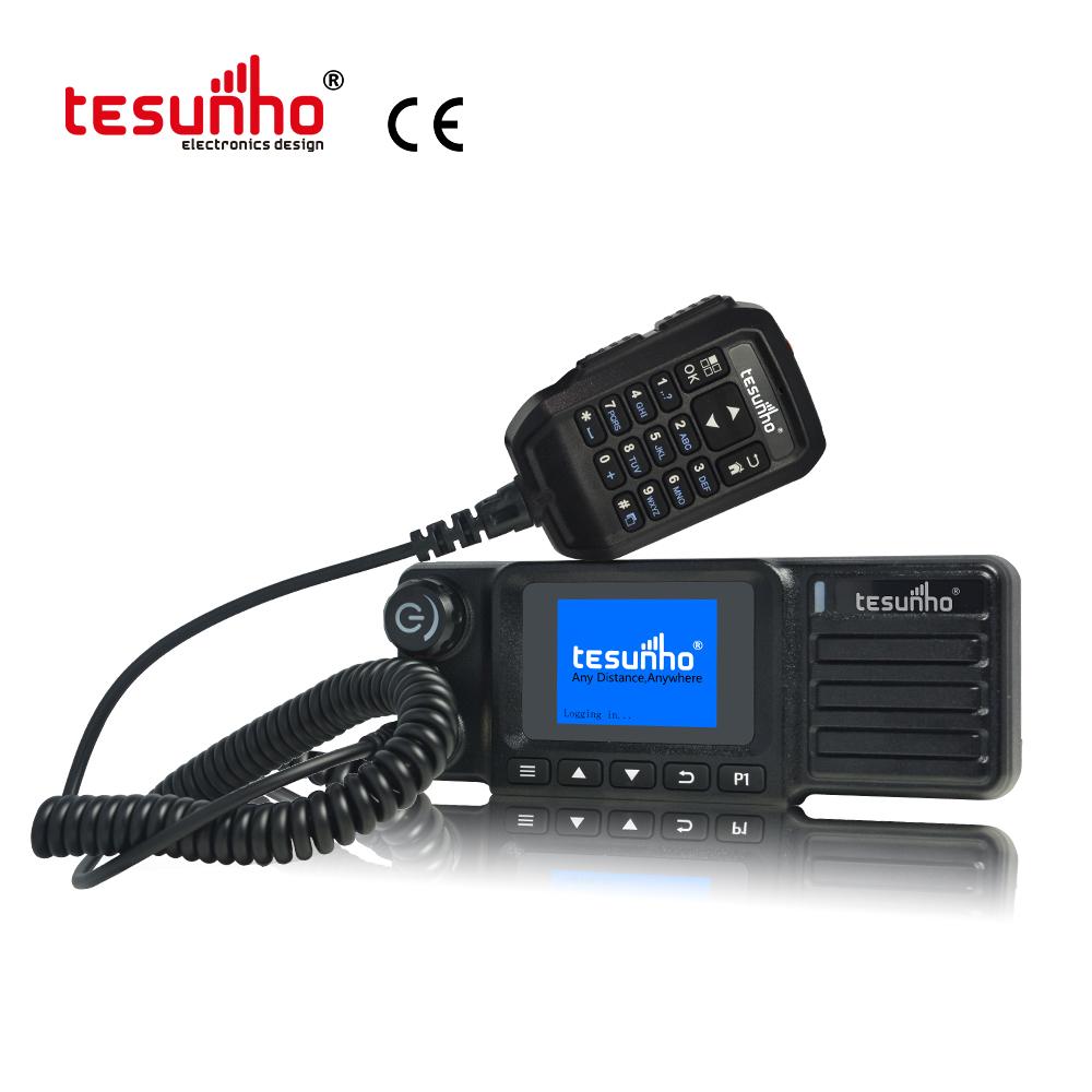 Fleet Vehicle Tracking Device Network PoC Mobile Radio TM-990D