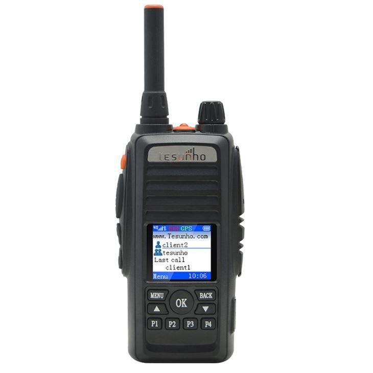 Tesunho TH-388 SIM Card Portable IP Radios, National Talking, Monitor, Manage At Any Place Anytime