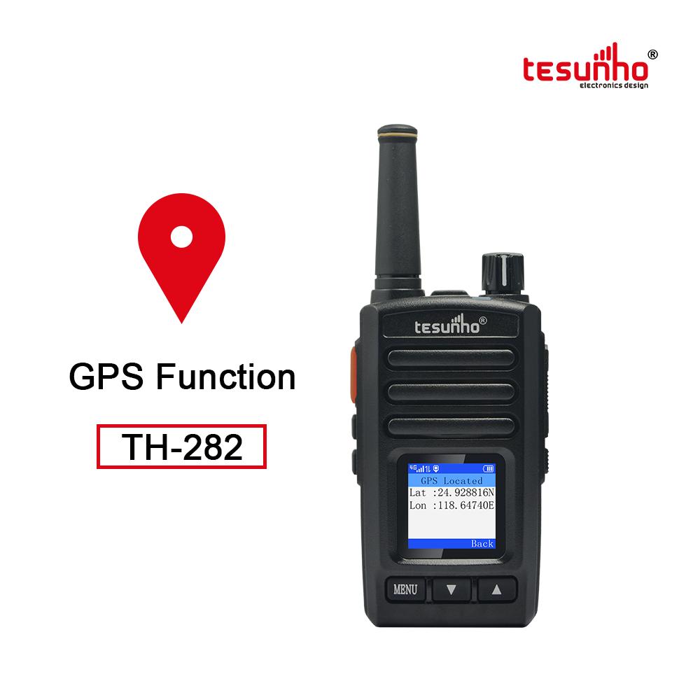 Long Range Handheld Radios, FCC / CE Approval TH-282