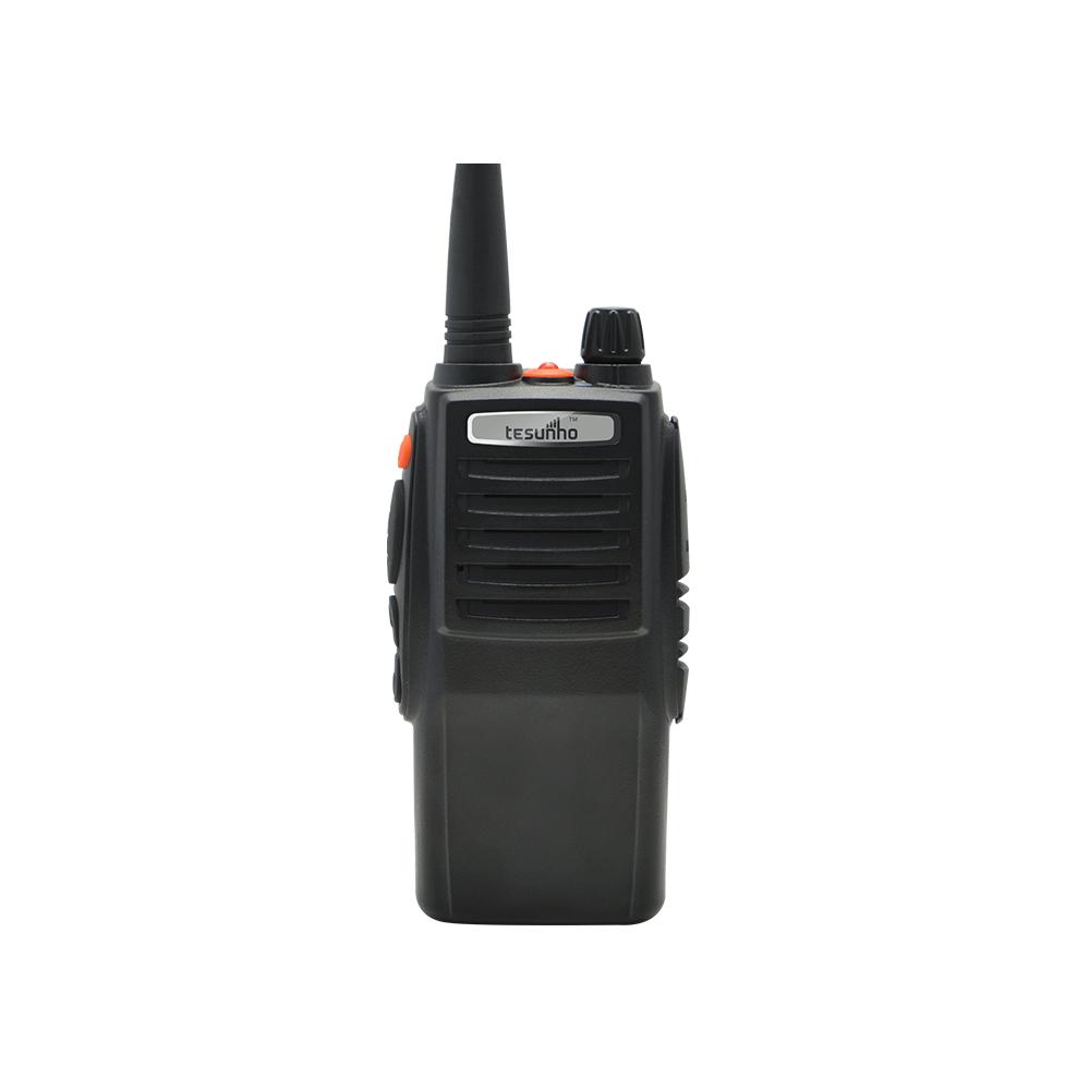 High Power Vhf Handheld Professional Radio TESUNHO TH-850PLUS 10w Walkie Talkie