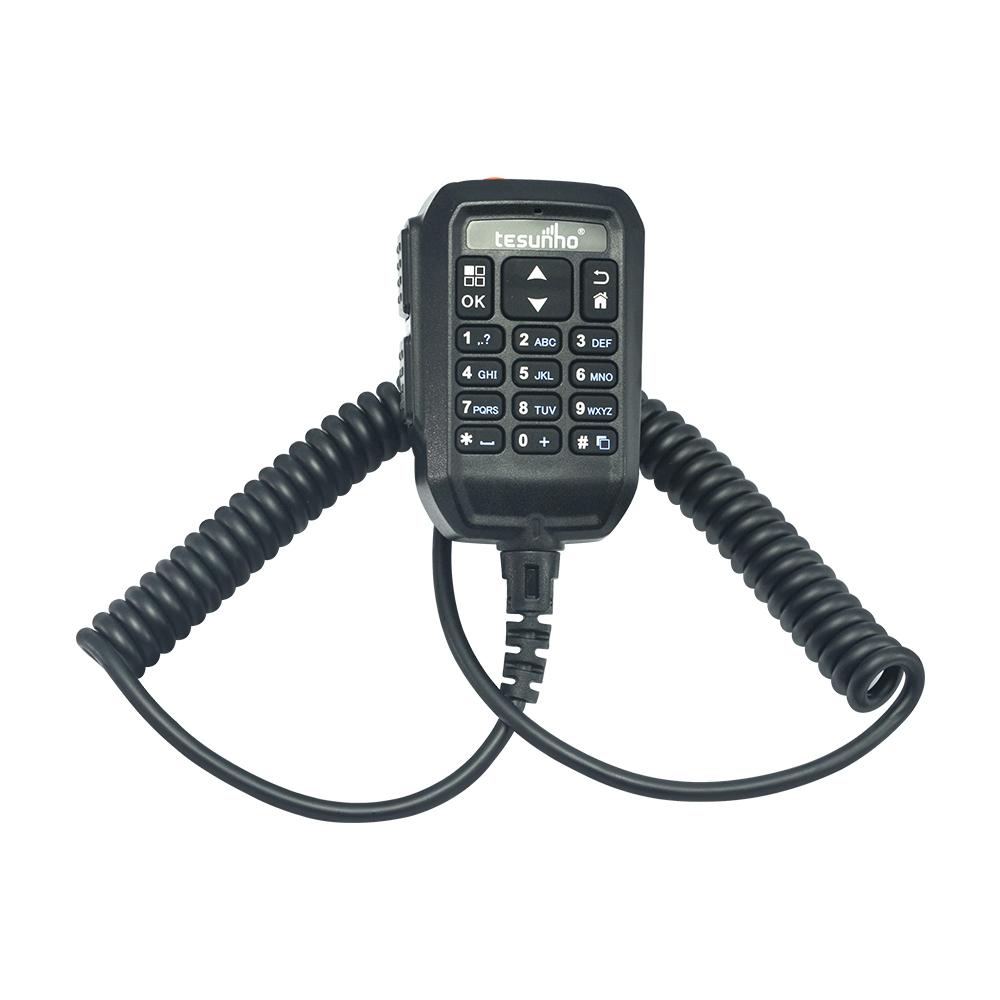 TM 990D/990DD Walkie Talkie,Car Radio Keyboard Hand Microphone /2 Way Radio Handmic