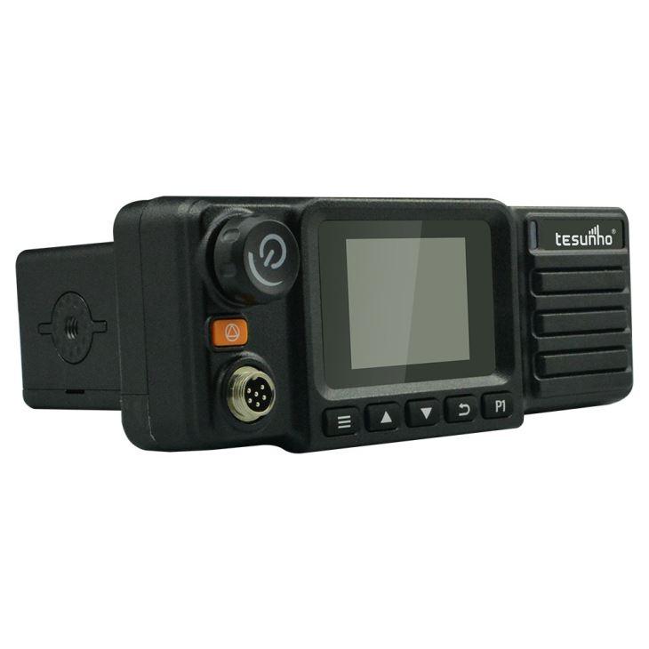 TM990 Tesunho Mobile Radio LTE Walkie Talkie For Taxi