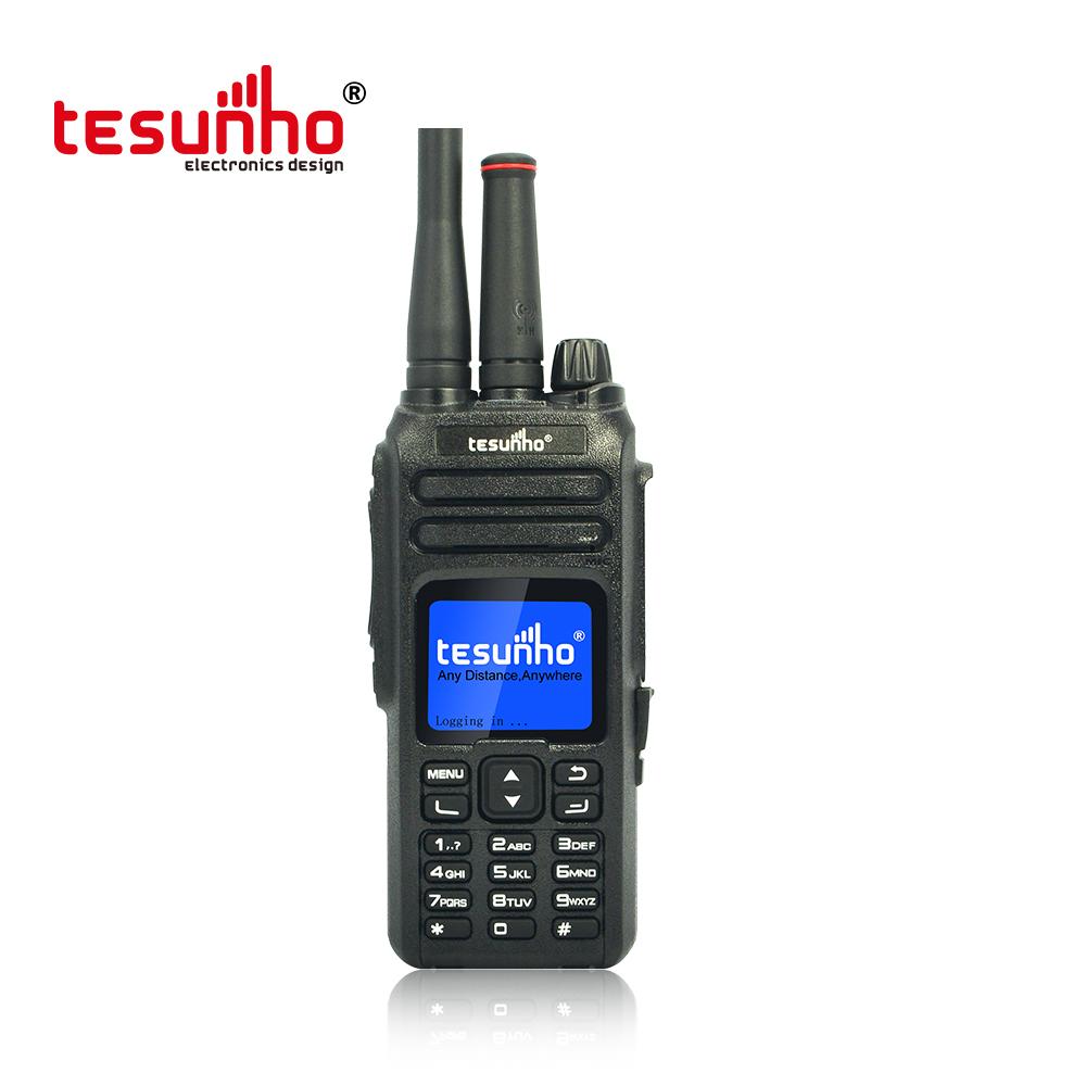 Dual Modes Two Way Radio , tesunho TH680, GSM VHF/UHF UMTS ip radios