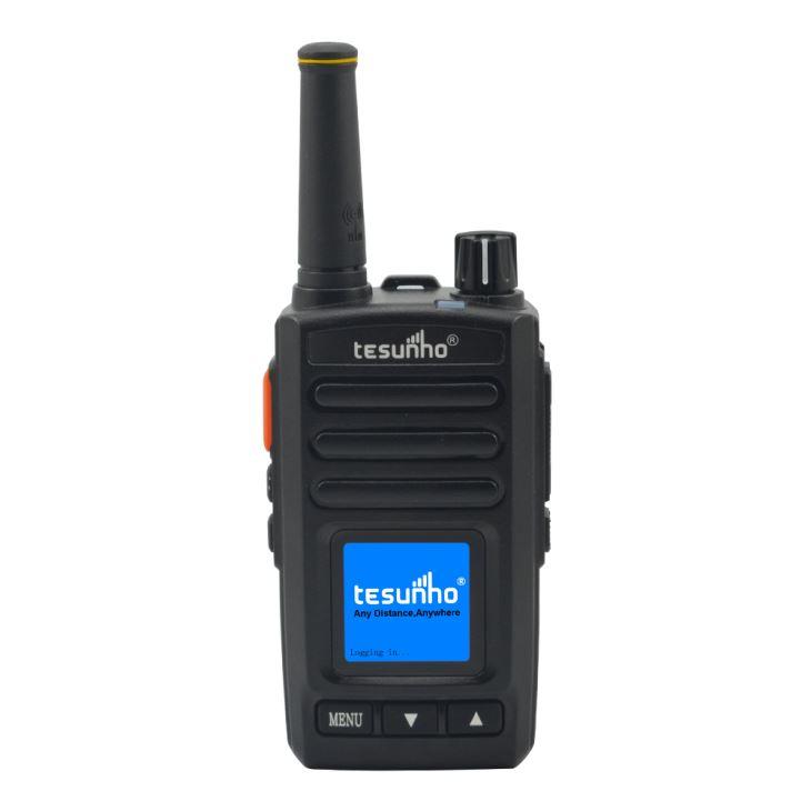 Tesunho 4G 2 Way Radio With FCC
