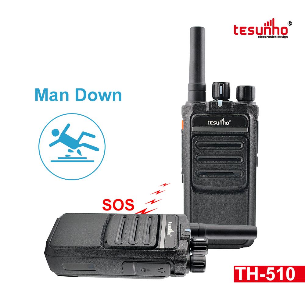 Man Down Walkie Talkie TH-510