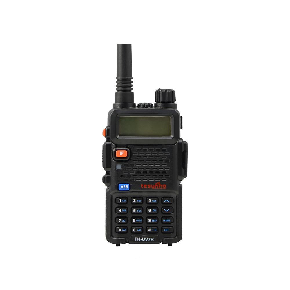 Dual Band TH-UV7R Two Way Radio
