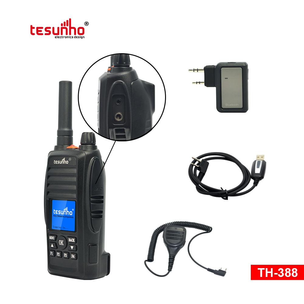 GSM Portable Radios, FCC License, 2G/3G/4G, PTT Radios TH-388