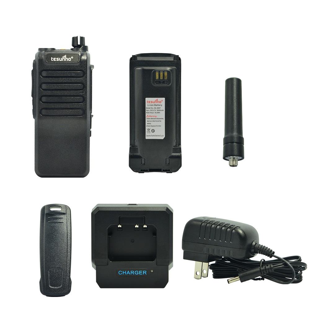 FCC Two-Way Radio, PoC Radios, Nationwide Walkie Talkie TH-518