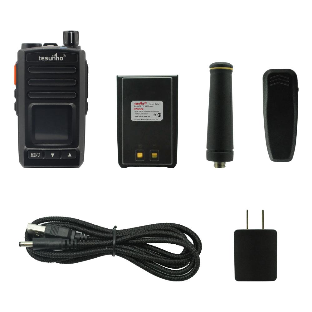 Handheld Radio 20km Walkie Talkie With Simcard TH-282