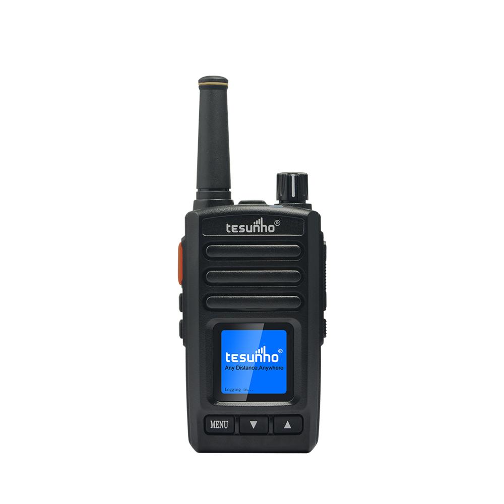 3G Call Globally Radio Walkie Talkie,GPS PoC Radio With Spanish TH-282