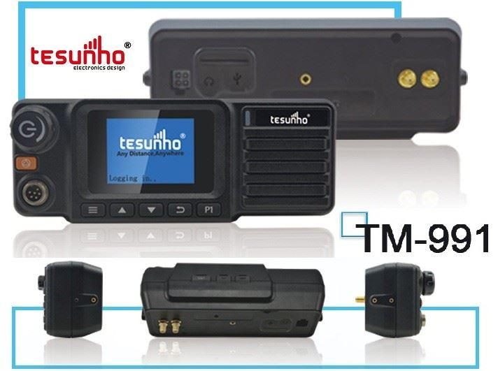 Ham Radio Mobile Two Way Radio FCC CE Approved TM-991