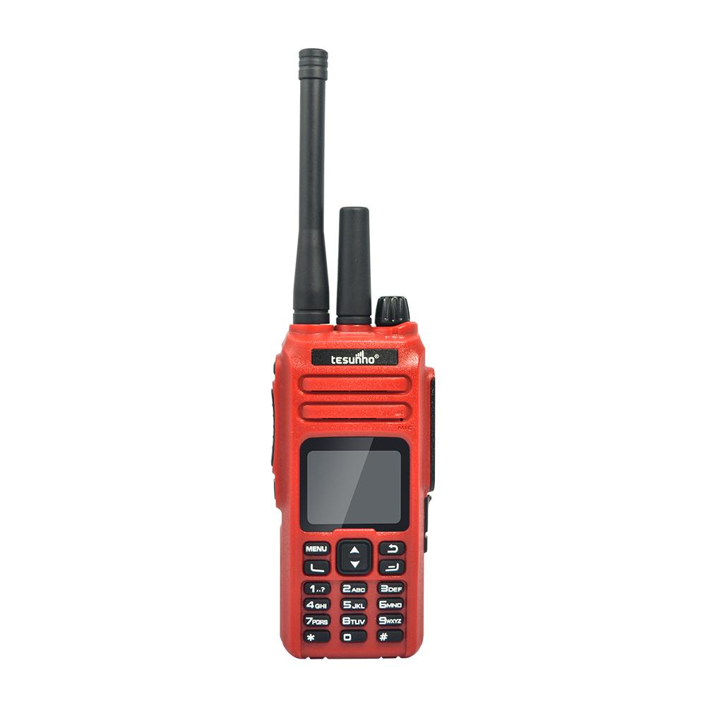 Repeater Radio, GSM VHF, GSM UHF, IP Analog Walkie Talkie TH-680