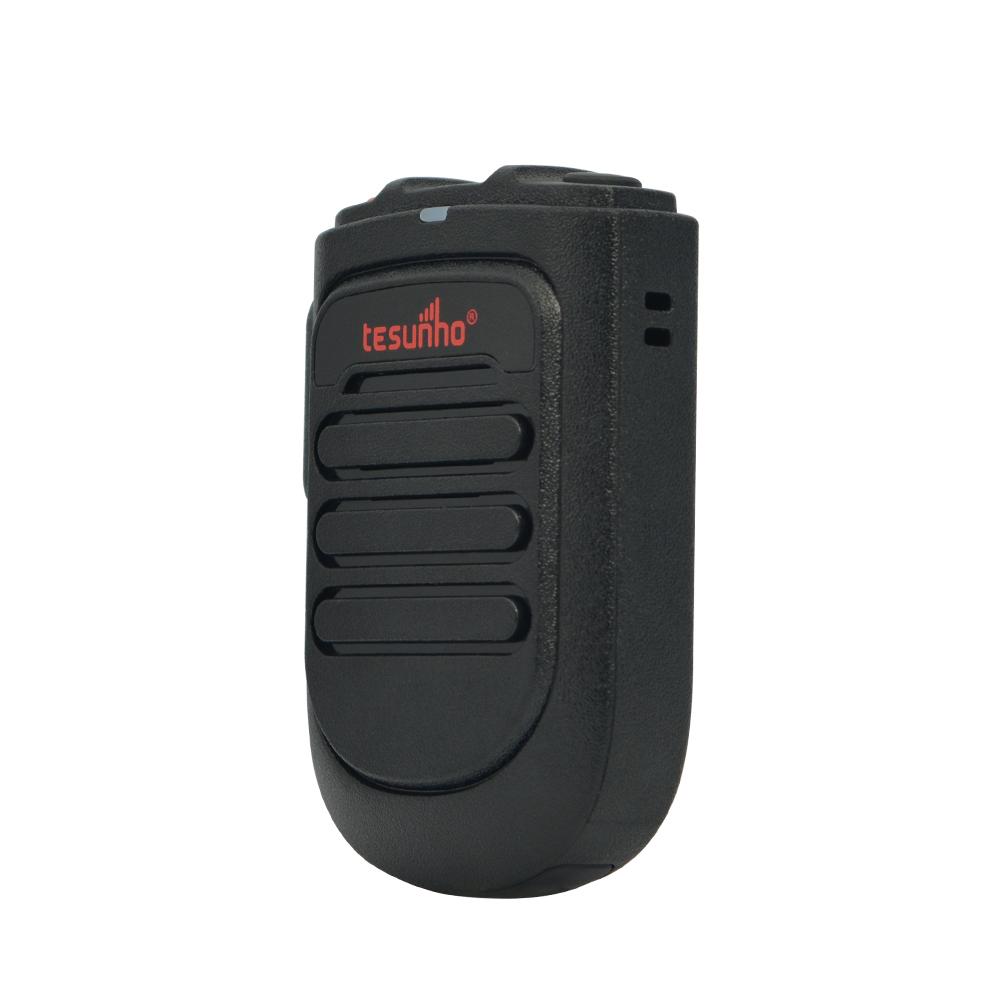 TH-P1 Bluetooth Speaker Microphone With Walkie Talkie PTT, support Poc Radio