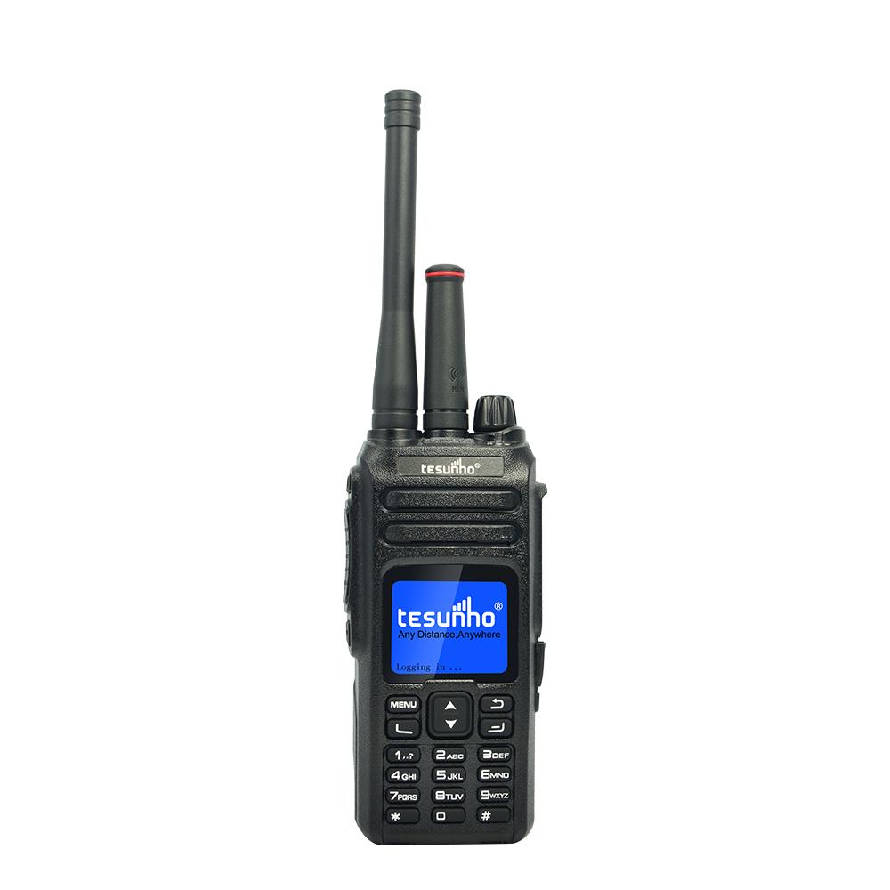 SIM Card Radio Gateway Walkie Talkie With GPS Tracking TH-680