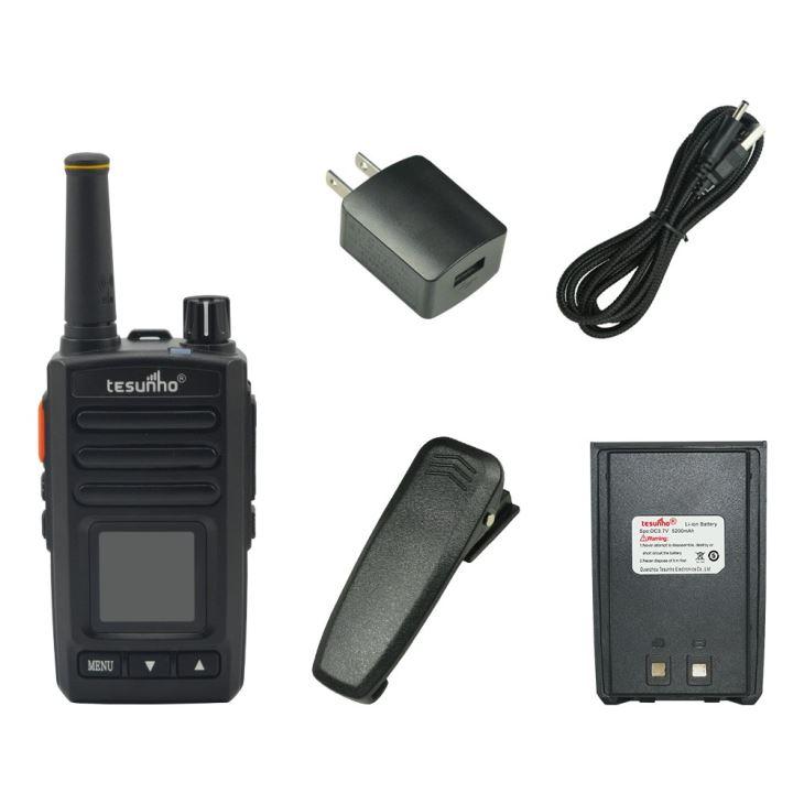IP Radio Long Range Communication Poc Walkie Talkie