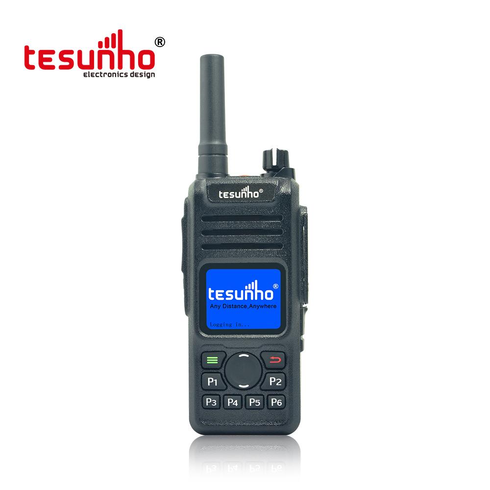 Patrol Two Way Radio LTE Walkie Talkie With RFID Label TH-682